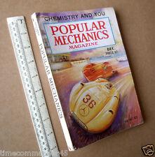 1937 Popular Mechanics Magazine USA Classic Hobby Craft & Engineering Mag