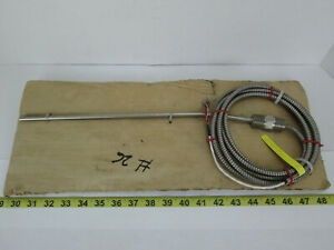 """New NOS Air Monitor Corp 15"""" Probe with Wiring 30218 79-4/287196"""