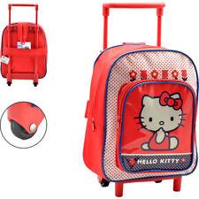 Mochila carro Pequea Hello Kitty