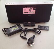 Sony RDP X200iP Wireless Speaker 30 Pin Dock with Bluetooth for iPod/iPhone/iPad