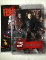 Cinema of Fear Friday the 13th The Final Chapter Jason Voorhees Mezco Series 1