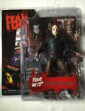 Cinema of Fear Friday the 13th Jason Voorhees Mezco *EXTREMELY DENTED BOX*