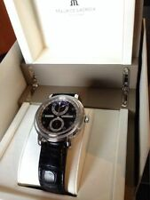 Maurice Lacroix Stainless Steel Case Men's Wristwatches