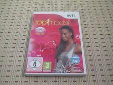 Germany´s Next Topmodel 2010 für Nintendo Wii und Wii U *OVP*