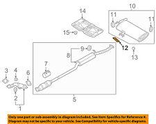 HYUNDAI OEM 16-18 Tucson 2.0L-L4 Exhaust-Rear Muffler Gasket 287512S000