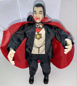 Vintage 1979 Remco Dracula Vampire Doll/Figure