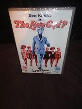 The Love God (DVD, 1969) Don Knotts - SEALED