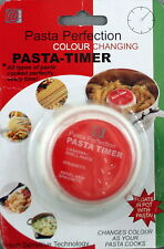 PASTA - TIMER * NEW * COLOUR CHANGING * PERFECTION * HEAT SENSITIVE * ALL TYPES
