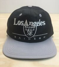 Vintage Los Angeles Raiders SnapBack