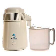 Megahome professionnel eau distillateur avec polyprop carafe