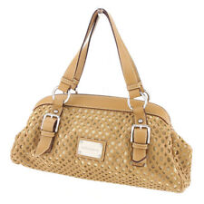 Dolce&Gabbana Handbag Beige Woman Authentic Used T4983