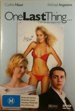 One Last Thing DVD 2005- CYNTHIA NOXON MOVIE_R4