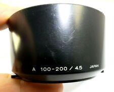 Minolta Maxxum A 100-200mm f4.5 AF Lens Hood 49mm