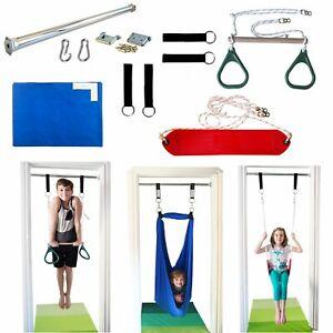 Doorway Kit: Combo, Belt Swing and Sensory Swing