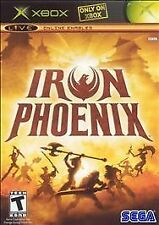 Iron Phoenix Xbox Game >Brand New - In Stock - Fast Ship<