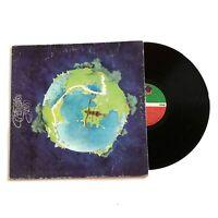 YES-Fragile Vinyl LP Record  - 1972 Atlantic SD 7211 Stereo Gatefold