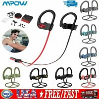 Mpow Flame Headphones Bluetooth 5.0 Sport Earphones IPX7 Waterproof 13H Play