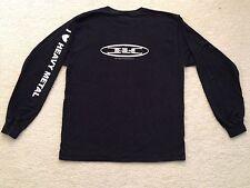 Iron Lung Corp I Love Heavy Metal Long Sleeve T-Shirt XL vintage ILC Acumen 90s