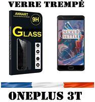 Pour Oneplus 3T vitre protection en verre trempé film écran