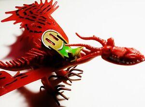 Dragons Hookfang Action Dragon Figure (Spin Master, 2014) How to Train RARE HTF