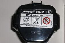 ORIGINAL MAKITA - AKKU 1234 Ni-MH / 12V / 2,5Ah  Makita Nr.193100-4  NEU und OVP