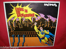 BALTIMORA Living in the background 1985 ITALY LP Italo DISCO MINT-