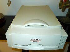 film scanner pellicola Agfa Duoscan Hi D per dia diapositive medio formato 35mm