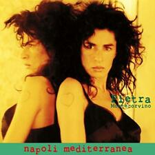 Pietra Montecorvino - Napoli Mediterranea (CD 2007) NEW/SEALED