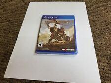 Titan Quest (Sony PlayStation 4, 2018) new