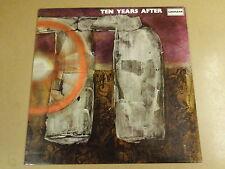 PROG ROCK LP DERAM BELGIUM / TEN YEARS AFTER