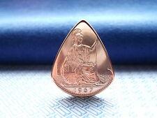 Moneda de centavo original de Reino Unido Pick/Plectro. Guitarra Acústica Guitarra Eléctrica. Publica Gratis