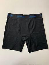 Vintage Calvin Klein XT LYCRA Mens Black Compression Shorts - Size Large NEW