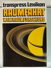 Transpress Lexikon - Raumfahrt Weltraumforschung Taschenbuch – 1986 von Mi  N437