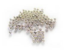 Quetschperlen 2 Mm 925 Silber