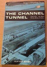 THE CHANNEL TUNNEL David Leroi Book (1969) Hardback