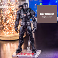 """War Machine Marvel Legends Avengers Comic Heroes 7"""" Action Figure ZD Toy Collect"""