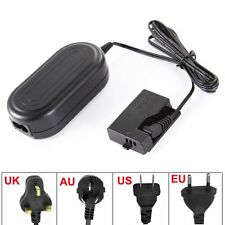 Ack-e10 AC Power Adapter DC Coupler Kit for Canon EOS 1100d 1200d 1300d Camera