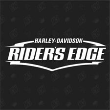 Harley Davidson - Riders Edge - Fan Sticker, Biker, Chopper Aufkleber
