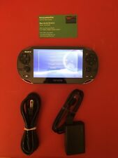 Sony PlayStation Ps Vita Oled PCH 1001  Wi-fi  firmware Ver 3.51  C GRADE