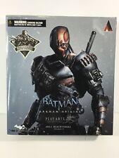 NEW IN BOX Deathstroke Arkham Origins Limited Edition Square Enix Play Arts Kai