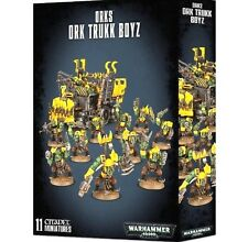 ARMOURED ASSAULT SET: ORKS ORK TRUKK BOYZ GW Games Workshop Warhammer 40K-40,000