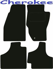 Jeep Cherokee Tailored car mats ** Deluxe Quality ** 2013 2012 2011 2010 2009 20