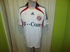 "FC Bayern München Original Adidas Auswärts Trikot 06/07 ""-T---Com-"" Gr.S- M TOP"