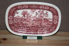 Platte Villeroy /& Boch Rusticana rot 30 x 20 cm