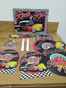 ROCK AND ROLL ROOM DECORATING KIT