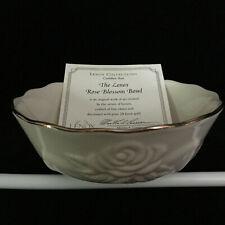Beautiful Lenox Rose Blossom Bowl - New - Original Box