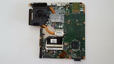HP DV6-1000 Laptop Motherboard Intel 578378-001  W/ CPU & HEATSINK