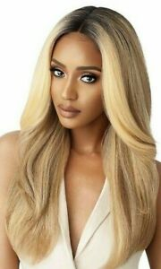 OUTRE SYNTHETIC LACE FRONT WIG (SOFT & NATURAL) - NEESHA 203