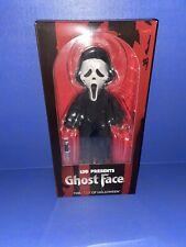 Ghost Face Living Dead Dolls Scream Horror Mezco Toyz New