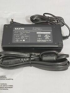 OEM SANYO AC ADAPTOR VAR-P1 POWER ADAPTER 100-120V 50/60Hz / 24V
